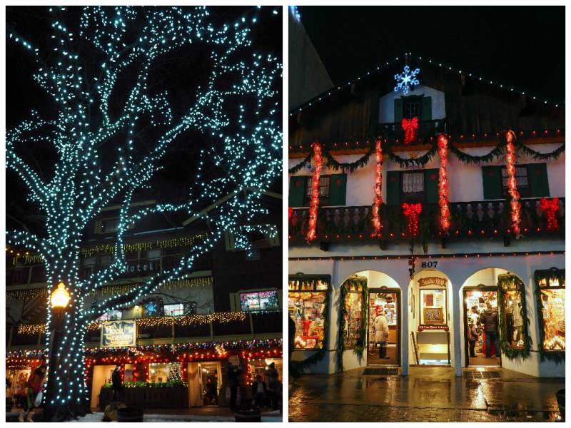 Leavenworth Christmas Lighting Festival - LiveRecklessly.com