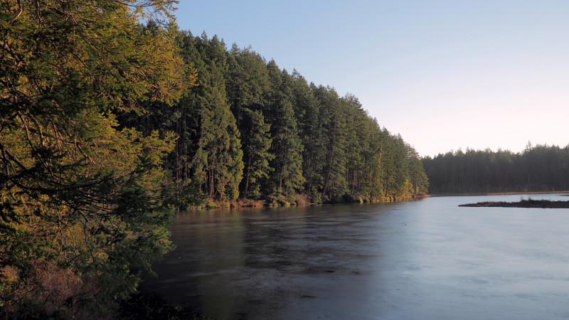 Little Cranberry Lake Anacortes - LiveRecklessly.com