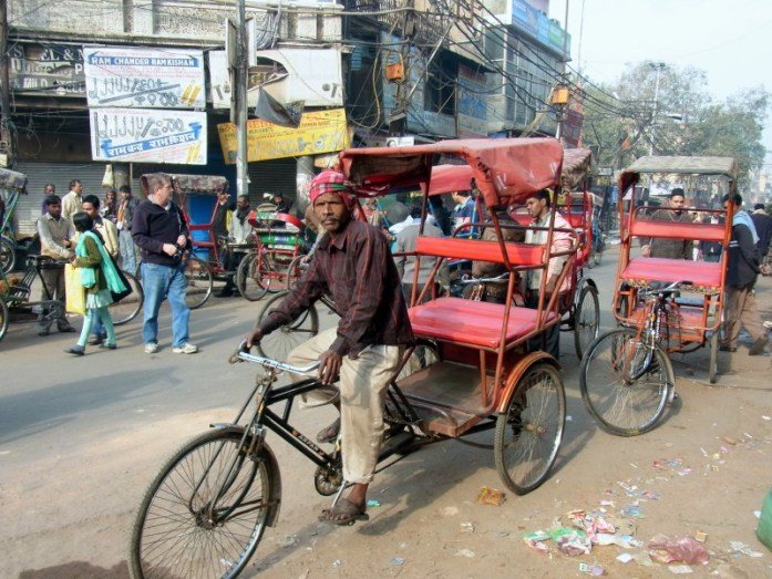 India in Photos: the chaos of Delhi - LiveRecklessly