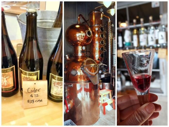 San Juan Island weekend getaway: Westcott Bay Cider and San Juan Distillery - LiveRecklessly