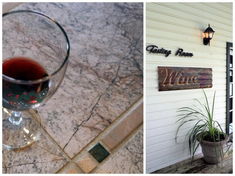 San Juan Island Vineyards - LiveRecklessly
