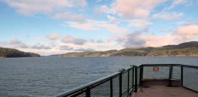 San Juan Island weekend getaway. On the Washington ferry. - LiveRecklessly