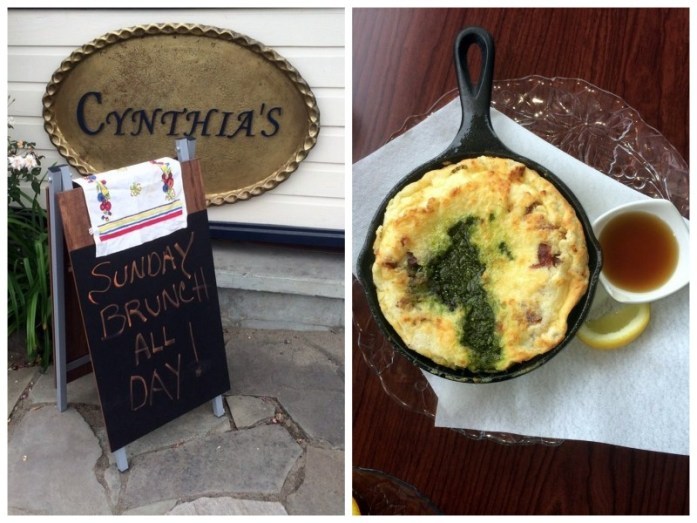 Friday Harbor Dining - brunch at Cynthia's is a great idea - LiveRecklessly.com