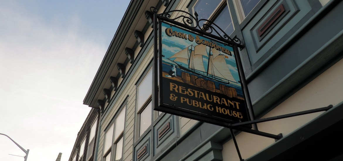 Friday Harbor Dining: total food and wine indulgence