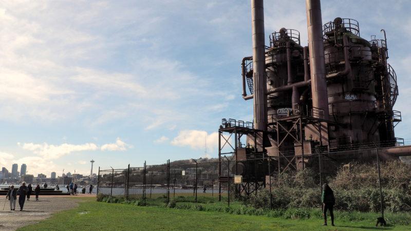 Expat Escapades March 2016: Gasworks Park, Fremont - LiveRecklessly.com