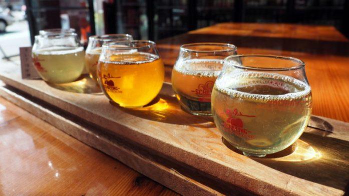 Expat Escapades March 2016: tasting the best at Schilling Cider in Fremont - LiveRecklessly.com
