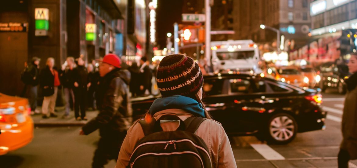 The best way to explore a city is on foot - LiveRecklessly.com