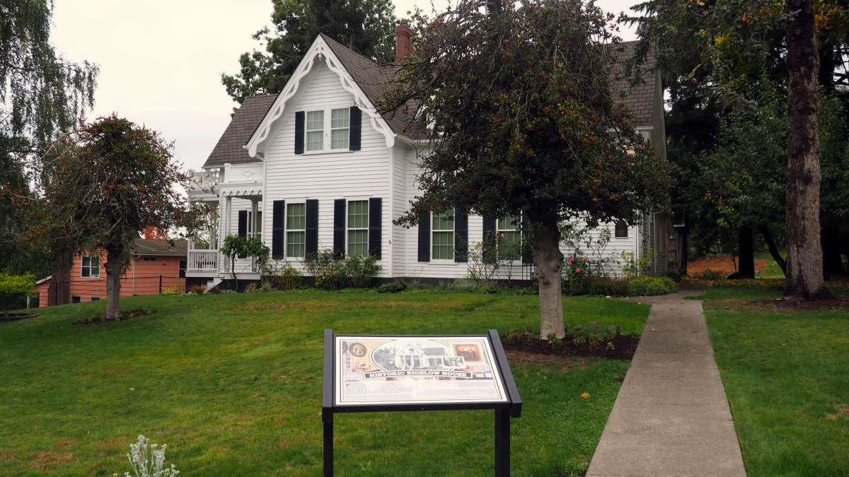 Bigelow House Museum - A rainy weekend in Olympia, Washington's funky capital city - LiveRecklessly.com