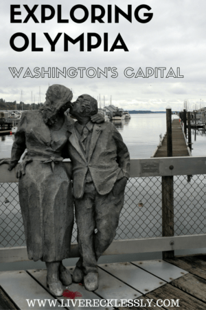 Want to spend a weekend in Olympia, Washington's capital? Check out this guide for what to do, see, eat and drink in this quirky and effortlessly cool city. Read more at www.liverecklessly.com