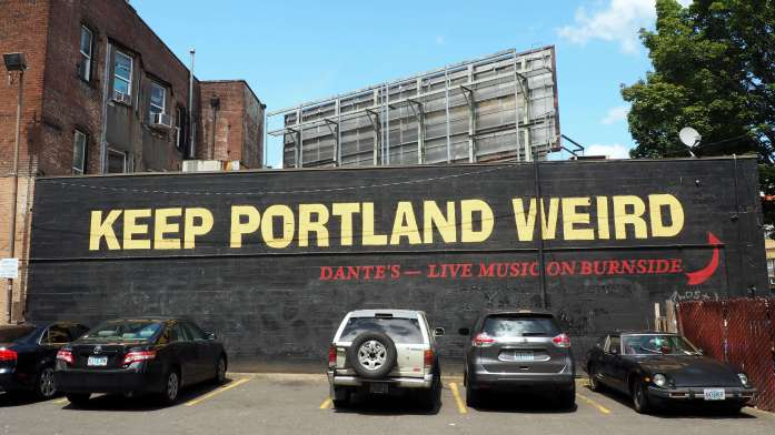 Welcome to Portlandia: A weekend in Portland - LiveRecklessly.com