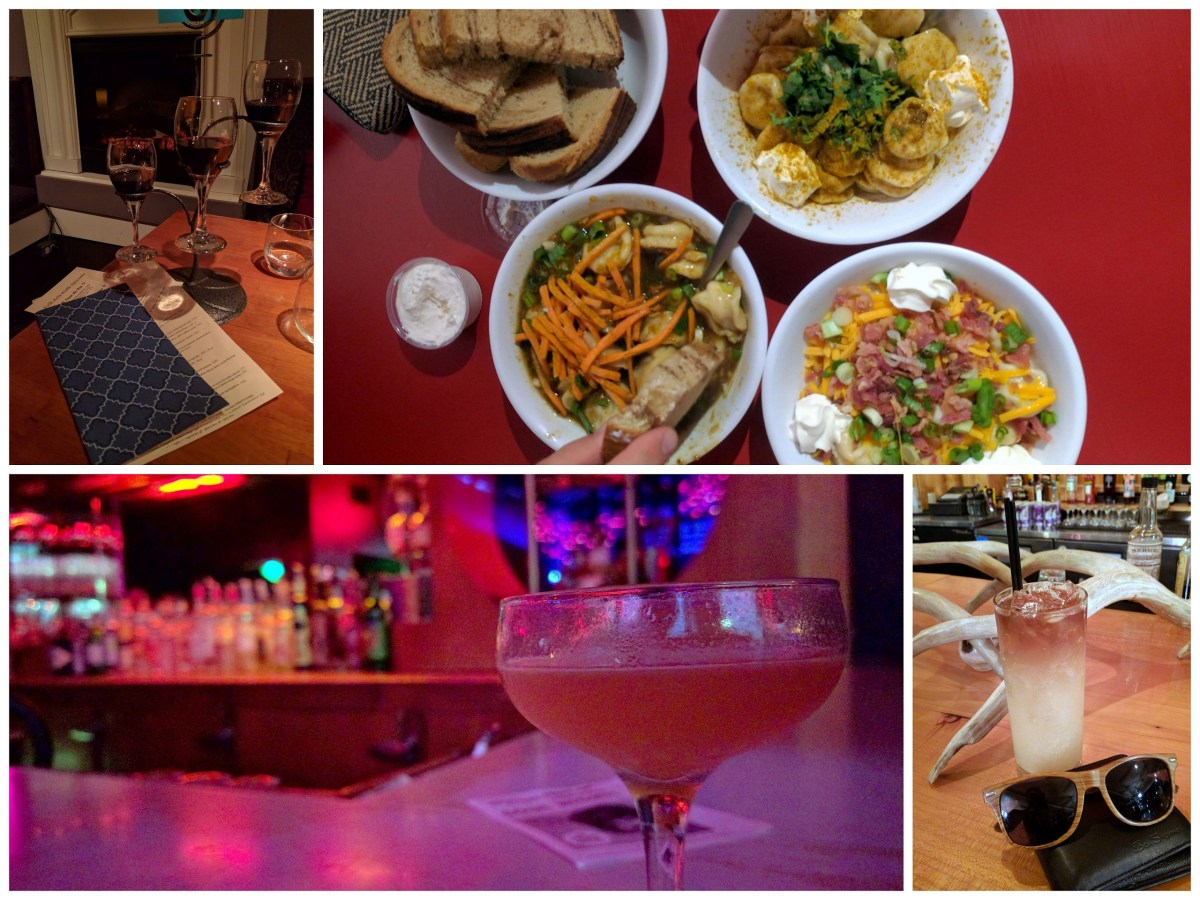 A rainy weekend in Olympia, Washington Olympia Food and Wine - LiveRecklessly