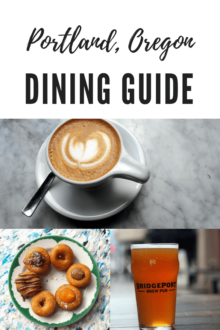 Portland is one of America's greatest foodie cities. To make the most of your visit, check out my guide to the best food and brews in Portland. It includes brunch, coffee, bars with food, beer, dinner and dessert! Get all the details at www.liverecklessly.com