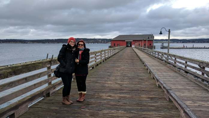 Expat Escapades December - Coupeville Washington