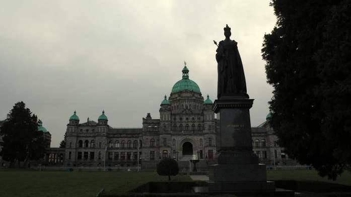 Expat Escapades December Vancouver Island Parliament House - Live Recklessly