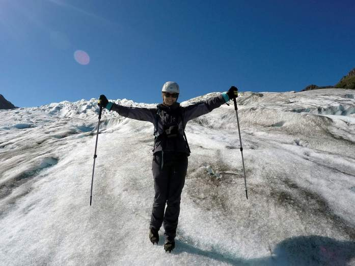 Alaska in Photos - Hiking on Exit Glacier near Seward - Live Recklessly