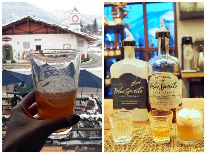 Leavenworth in Winter - beverages - Av winter escape to Leavenworth, Washington - Live Recklessly