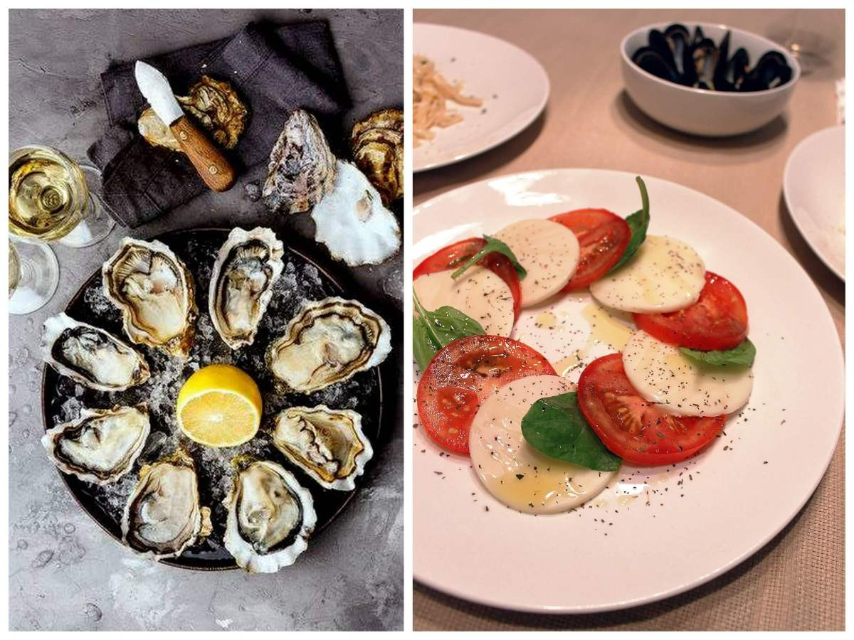 Dining La Conner collage - Ultimate Weekend Guide to La Conner Washington - Live Recklessly