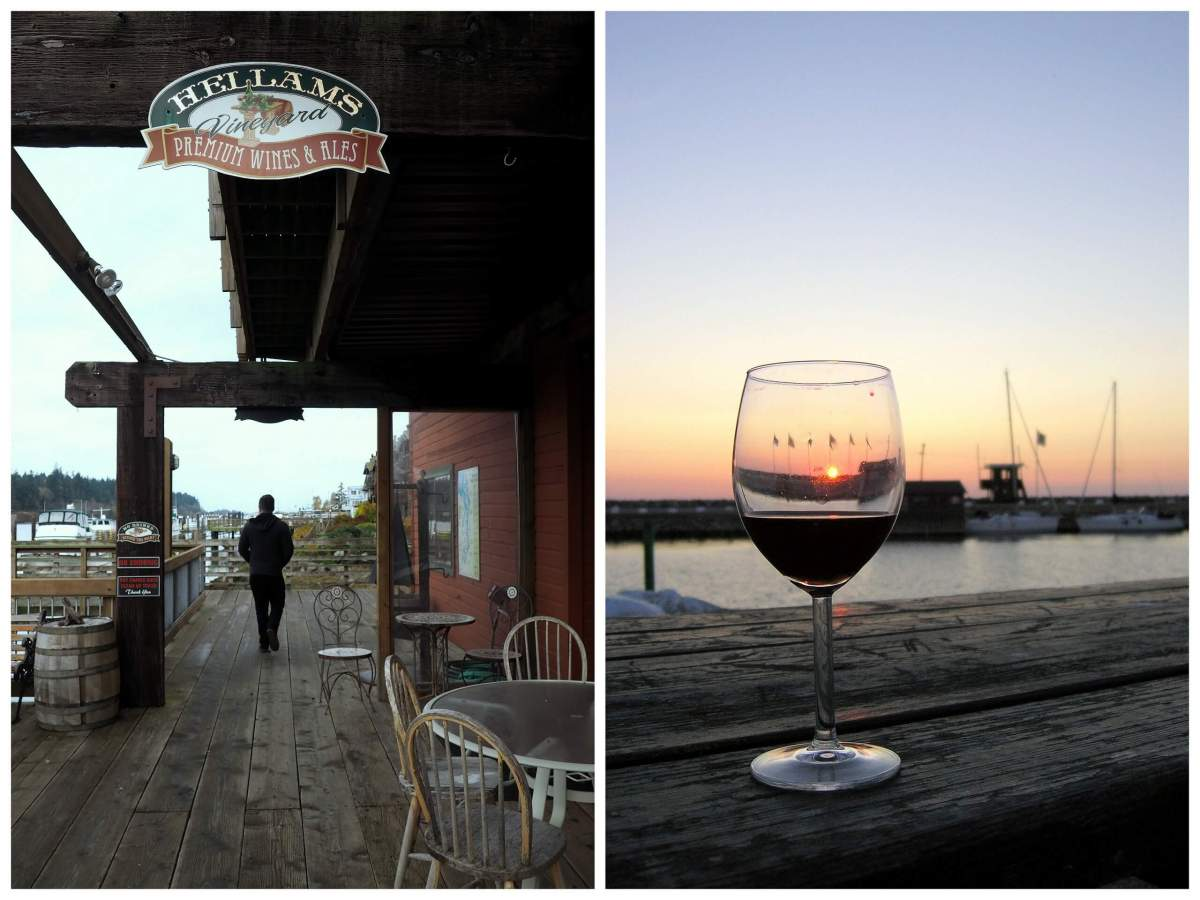 La Conner wine - Ultimate Weekend Guide to La Conner Washington - Live Recklessly