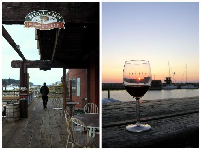 La Conner wine - Ultimate Weekend Guide to La Conner Washington - Live Recklessly