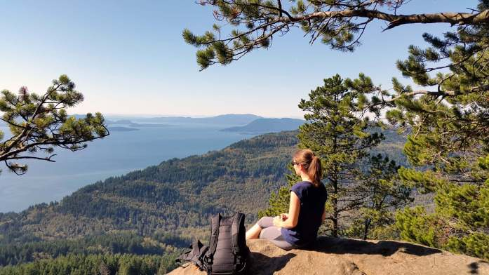 Hikes near La Conner Oyster Dome - Ultimate Weekend Guide to La Conner - Live Recklessly
