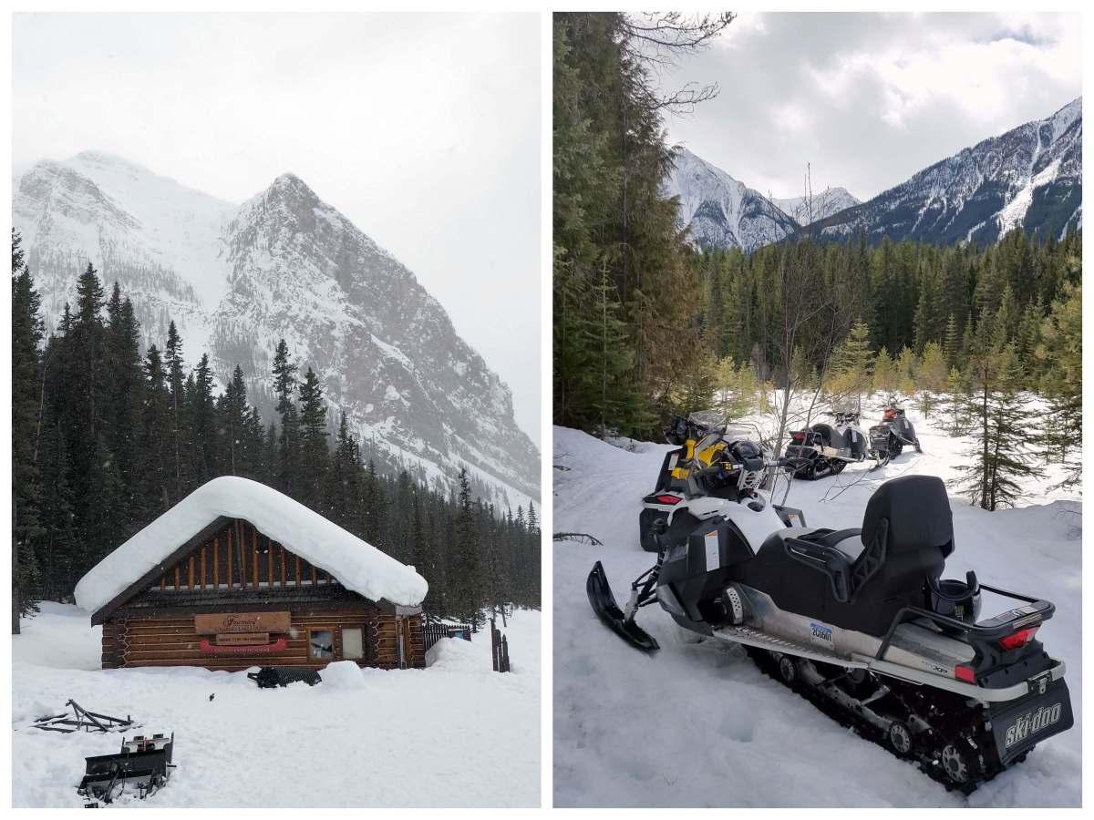 Expat Escapades April 2017 - exploring Banff