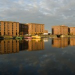 Albert Dock Salthouse key