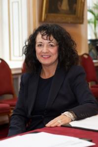 Dr Sandra Davies, Director of Public Health