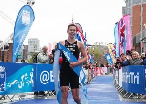 Tri Liverpool 2015 winner Sophie Coldwell