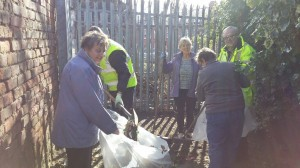 Orrell Park clean-up 3