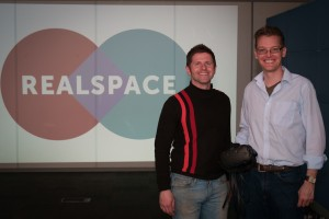 Rob Black and Michael Verity, REALSPACE