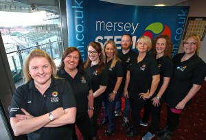 Mersey STEM staff