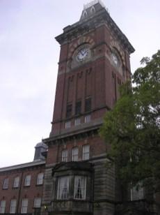 Hospital donde nació Paul McCartney