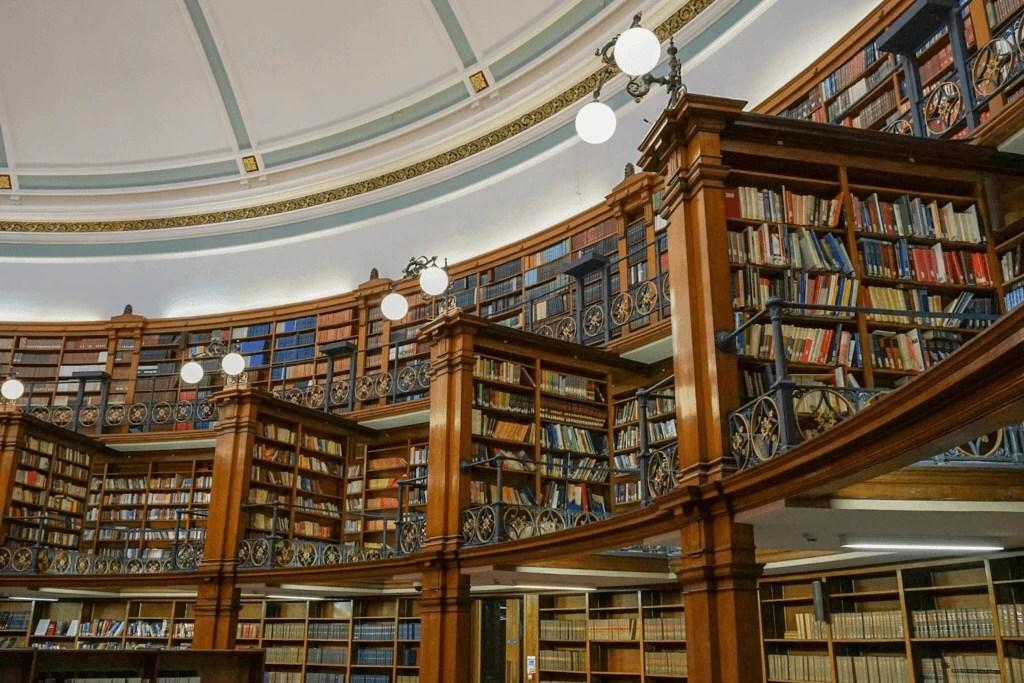 Picton Reading Room Liverpool