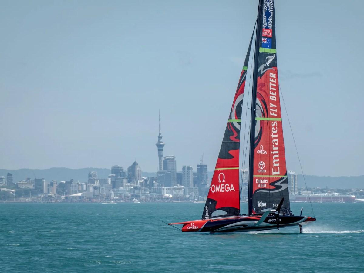 Emirates Team Nouvelle-Zélande