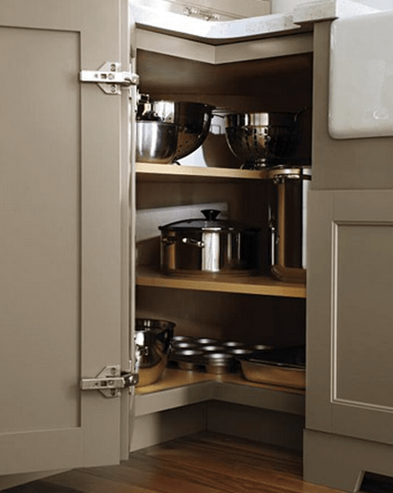2. & How To Deal With The Blind Corner Kitchen Cabinet | Live Simply by ... kurilladesign.com