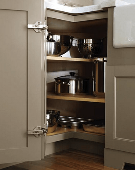 storage for cabinetry needs inset your cabinet solutions corner kitchen