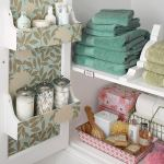 Four Places To Create More Storage Space In The Bathroom