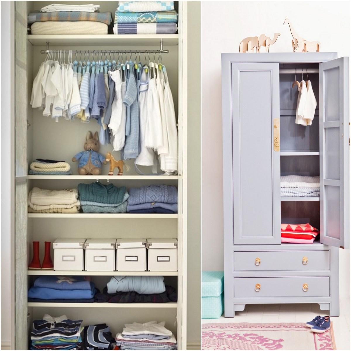 childrens closet organizer