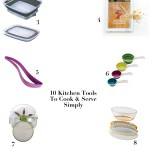 10 Cool Kitchen Tools