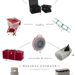 Holiday Storage Necessities