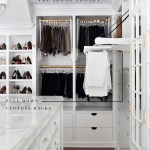 The Ideal Closet: Pull Out Rod