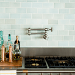 The Ideal Kitchen: Pot Filler Faucet