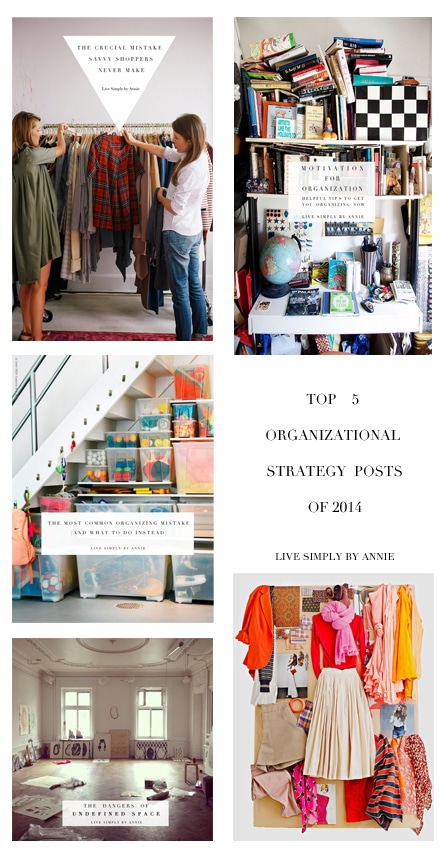 Top 5 Organizational Strategy Posts Of 2014!