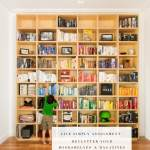 Weekend Assignment: Declutter Your Bookshelves & Magazines