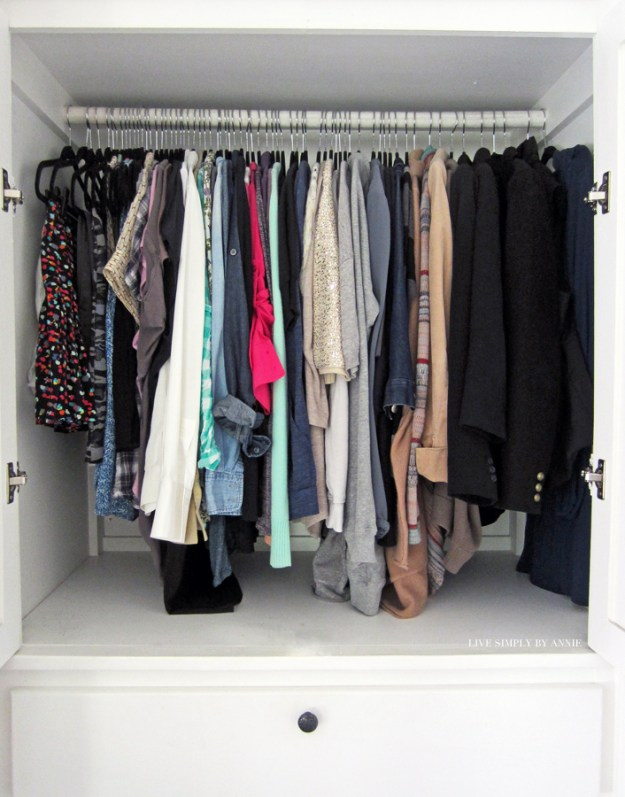 5 ways to instantly upgrade your closet! (# 3 especially.)