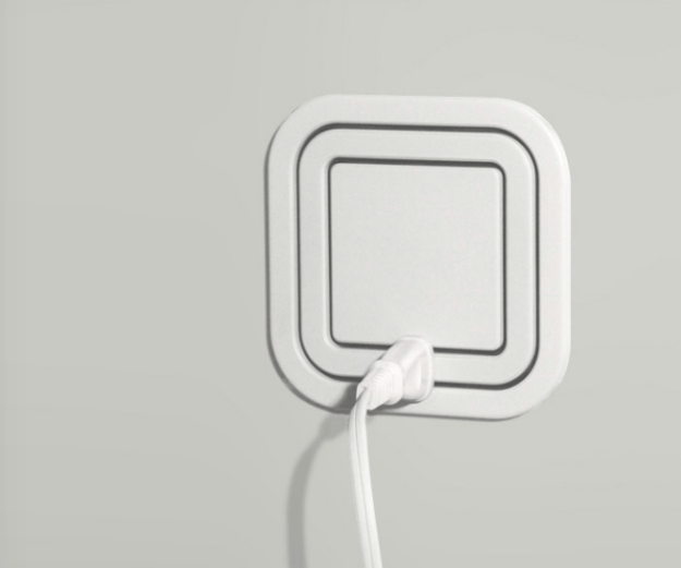 "Ingeniuos electrical outlets to add to ""my future home"" list."