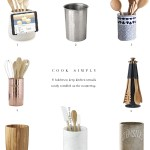 8 Kitchen Utensil Holders You'll Love Having On Your Counter