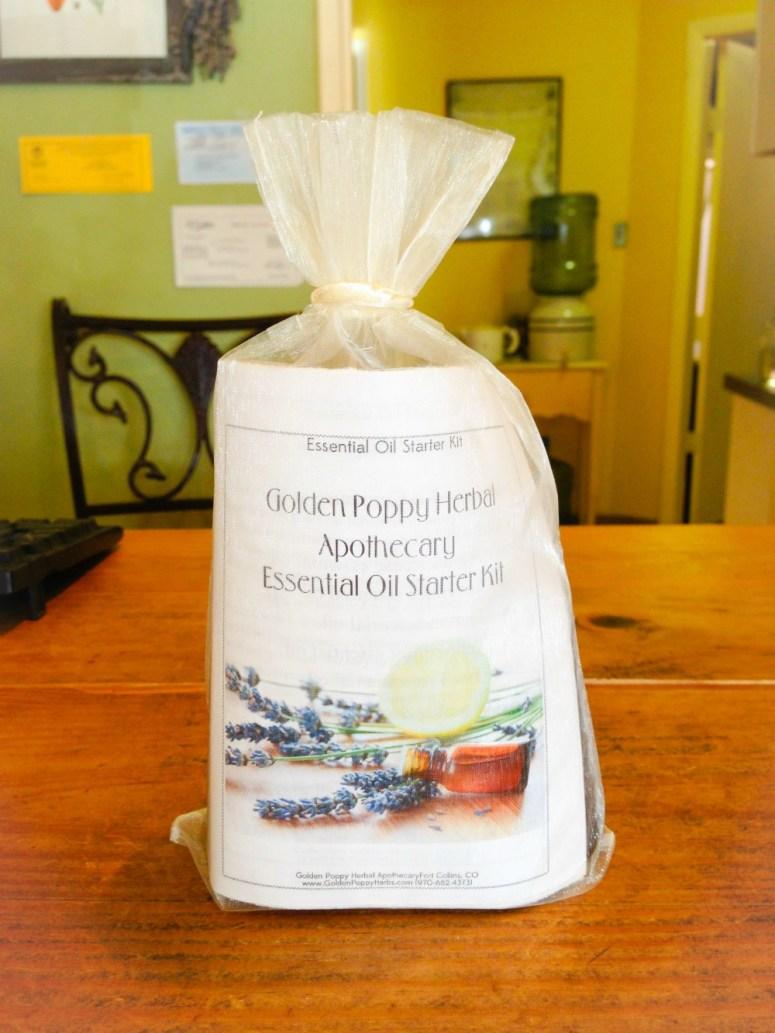Golden Poppy Starter Kit