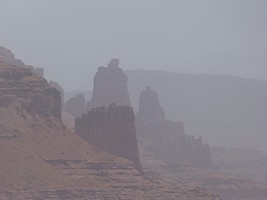 Another Dust Storm!