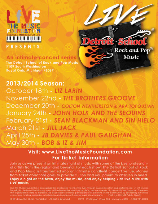 2013-14---LTMF---LIVE-at-the-DSRP-Concert-Series-Flyer